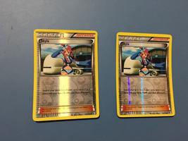 Pokemon Card x2 Reverse Holo Kyla 134/149 Boundaries Crossed Free Shipping! - $3.95