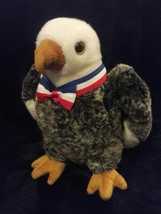 "TY BEANIE BUDDIES VALOR American BALD EAGLE Plush stuffed animal Toy 11""... - $10.39"