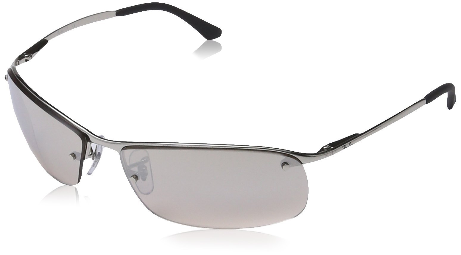 ccb447ceafe08 Ray-Ban Mens Sunglasses (RB3183) Silver Grey and 50 similar items