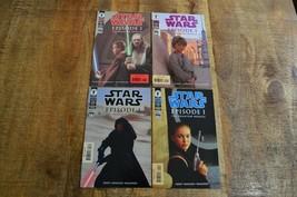 Star Wars Episode 1 Phantom Menace #1-4 (Dark Horse, 1999) NM Comics Lot of 4 - $96.57