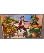 TMNT vs Suicide Squad Katana Glossy Art Print 1... - $24.99