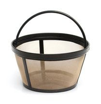 Mr. Coffee GTF2-1 Basket-Style Gold Tone Permanent Filter - $6.71