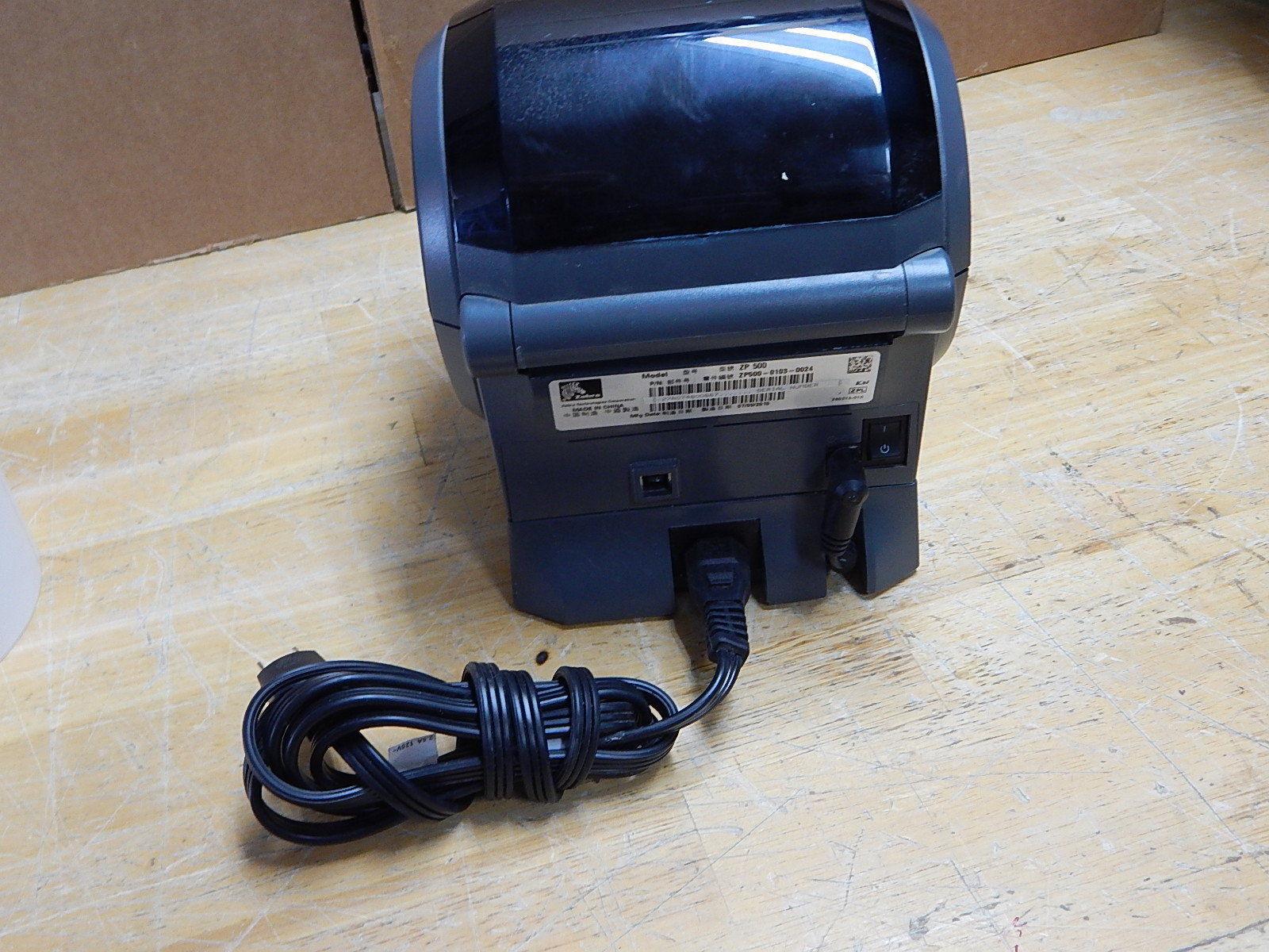 Zebra ZP500 (ZP50001030024) Label Thermal and 18 similar items