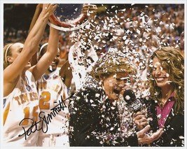 * Pat Summitt Signed Photo 8 X10 Rp Autographed Tennessee Lady Vols - $19.99