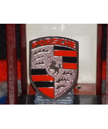 New Red & Black Famous Car Emblem Belt Buckle - $12.87