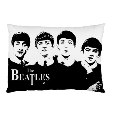 "The Beatles Pillow Case 30""X20"" Full Size Pillowcase-04"
