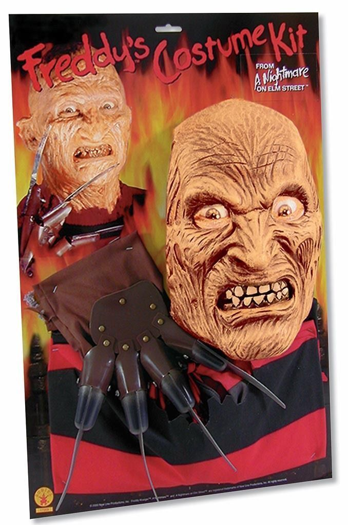 Primary image for Adult Freddy Krueger Halloween Costume Kit