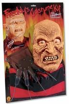 Adult Freddy Krueger Halloween Costume Kit - £21.05 GBP