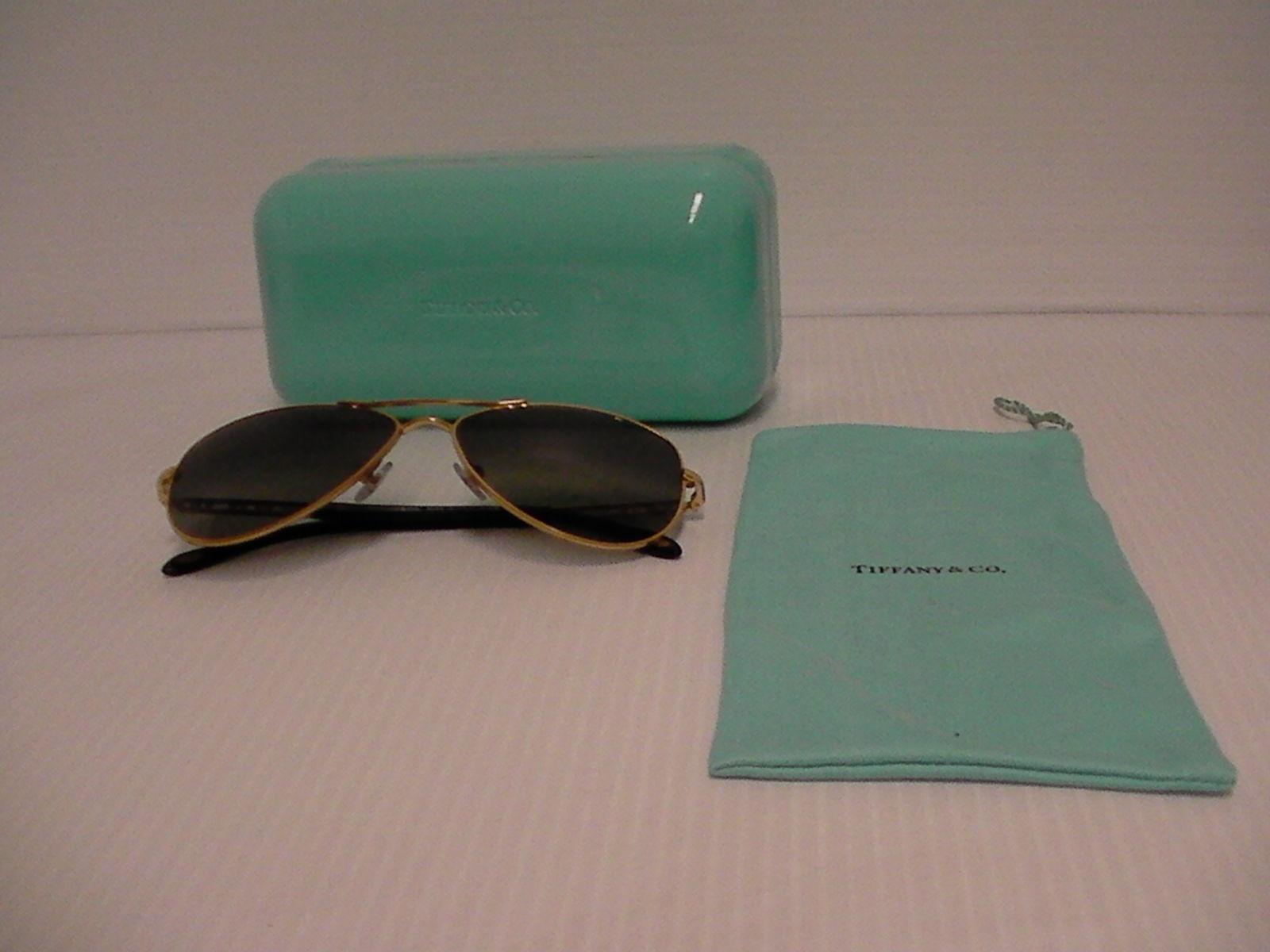 3614f72c64 Authentic tiffany sunglasses TF 3047-K gold and 39 similar items