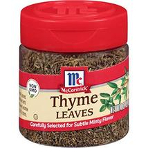 McCormick Thyme Leaves, 0.37 oz - $8.86