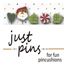 Warm Mittens Just Pins JP142 set 5 for pincushions JABC Just Another But... - $13.95