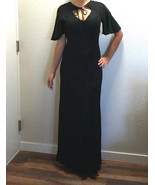 Vintage 70s Slinky Sexy Formal GownMaxi Disco Dress - $80.00