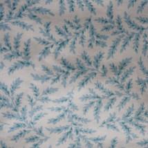 """Vintage WAVERLY """"Fernwood"""" Glazed Cotton Upholstery Decorator Fabric 2 1... - $20.00"""