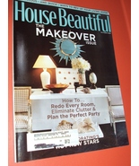 House Beautiful Magazine Back Issue October 200... - $11.99