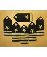 NEW US NAVY HARD SHOULDER BOARDS ALL LINE OFFICERS RANKS Hi QUALITY CP M... - $29.70+