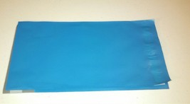25  Blue 6x9 Flat Poly Mailer Envelopes- Self Sealing Plastic-Free Shipping - $6.00
