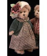 "Bearington Bears ""Caroline"" 14"" Collector Bear- Sku #1386 - 2002 - $39.99"