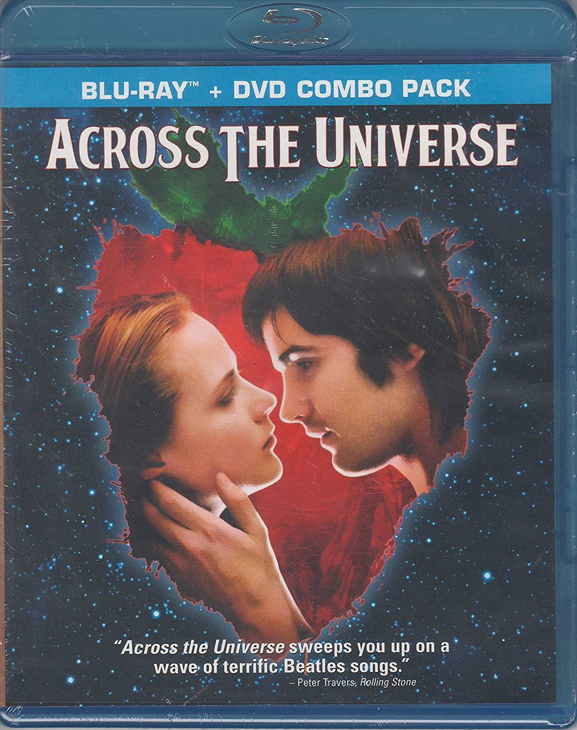 Across the Universe [Blu-ray + DVD]