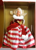 Peppermint Princess Barbie NRFB New in Box Mattel Winter Collection 1359... - $23.99