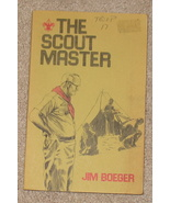 Scout Master by Jim Boeger 1978 Paperback - $24.95
