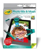 Crayola Photo Mix and Mash Digital Morphimg Kit for Windows, Android and Apple.. - $18.00
