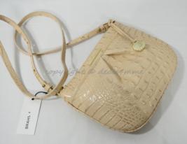 NWT Brahmin Tara Crossbody/Shoulder Bag in Apricot Melbourne Embossed Le... - $149.00