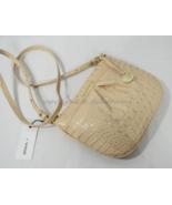 NWT Brahmin Tara Crossbody/Shoulder Bag in Apricot Melbourne Embossed Leather - $149.00
