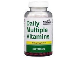 365 TABLETS DAILY MULTIPLE VITAMINS ONE A DAY DIETARY SUPPLEMENT - $11.71
