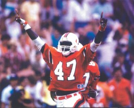 Michael Irvin 8 X10 Photo Miami Hurricanes Ncaa Football - $3.95