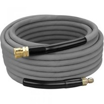 """50-Foot (3/8"""") 3000 PSI Pressure Washer Extension Hose - $97.99"""