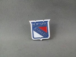 New York Rangers Pin - Full Colour Classic Logo - Stamped Pin - $15.00