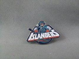 New York Islanders Pin - Alternate Mariner Logo - Stamped Piece - $19.00