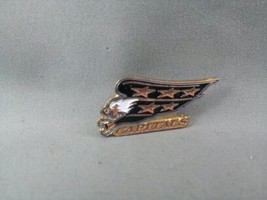 Washington Captials Pin - Original Eagle logo - Stamped Piece - $15.00