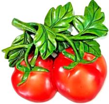 Vine Ripe Tomato Kitchen  Wall Plaque Home Decor - $26.00