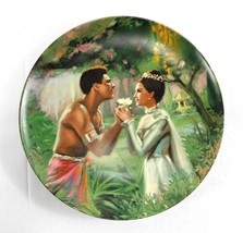 Knowles Fine China Collector Plate - WE KISS IN A SHADOW – The King and I - $14.80