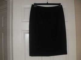 Le Suit New Womens Black Knee-Length Skirt   8 - $11.99