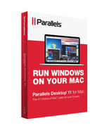 Parallels Desktop 11 for Mac - Run Windows on Your Mac - New Activation Key Code - $49.99