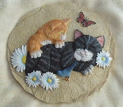 Spoontiques Kittens Stepping Stone Wall Hanging - $17.99