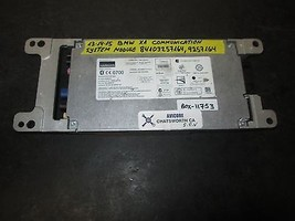 13 14 15 Bmw X1 Communication System Module #841092557164,9257164 - $217.79