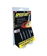 New As Seen on TV Speed Out, Remove Screws Without Drilling - $16.82