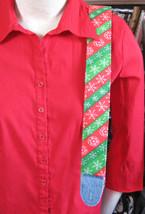 Ukulele/Mandolin/Guitar Strap/Snowflakes/Christmas/WInter  - $29.00