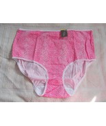 Pink & White Secret Treasures Intimates Briefs ... - $6.43