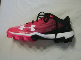 Under Armour Baseball Cleats Size 5.5 Youth New Not In Box PINK/BLACK - $25.00