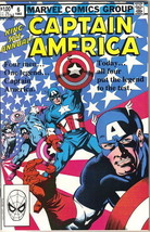 Captain America Annual Comic Book #6 Marvel Comics1982 FINE+ - $2.75
