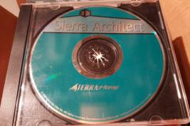 3 D SIERRA ARCHITECT CD - $29.99
