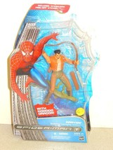 HASBRO- SPIDER-MAN- KRAVEN WITH KOMODO DRAGON -NEW- L132 - $10.44