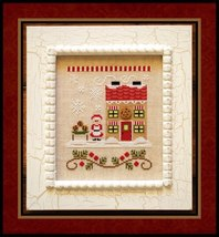 Mrs. Claus's Cookie Shop Release #4 cross stitch Country Cottage Needleworks - $5.40