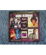 The Music You Want to Hear  CD with Leigh, Alicia, Almario, Laboriel, St... - $8.99