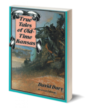 3d book cover true tales of old time kansas thumb200