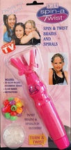 IGIA SpinTwist-A-Braid and Spirals Beads - $19.99